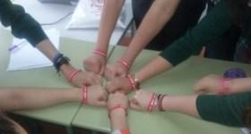 Motivación solidaria desde Cáritas en los colegios Nueva Castilla y María Inmaculada de Vallecas