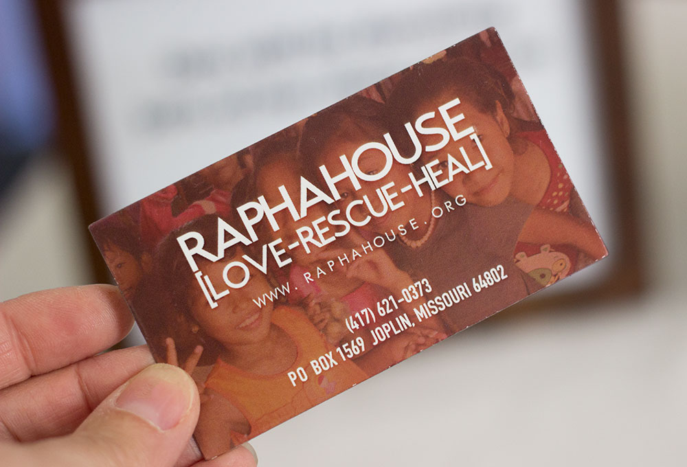 Rapha-House