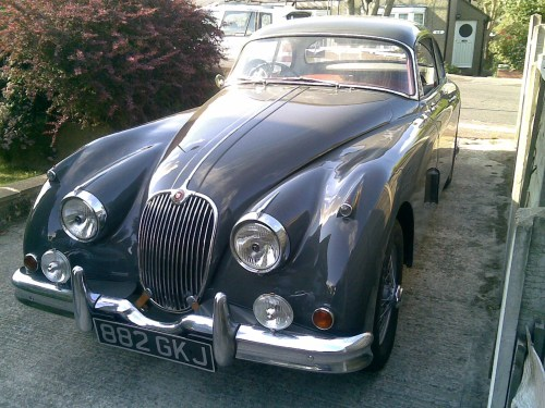 small resolution of jaguar xk150 wiring harnes