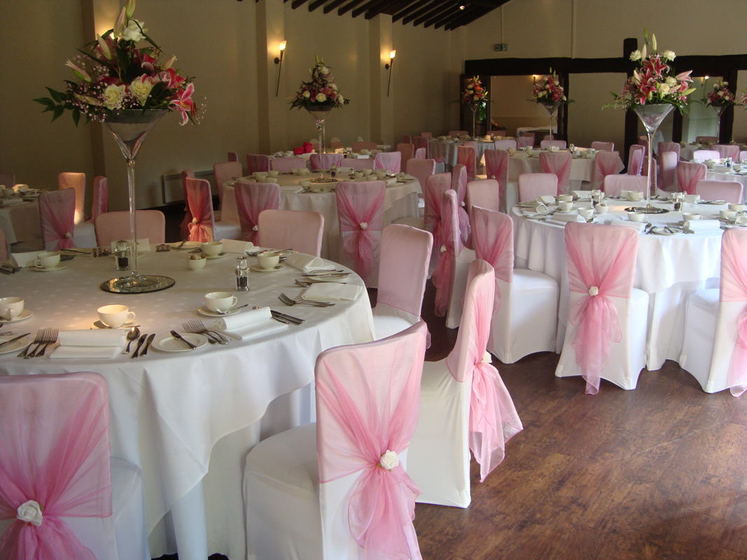wedding chair covers tamworth antique morris chairs value table and overlays hotel textile products suppliers