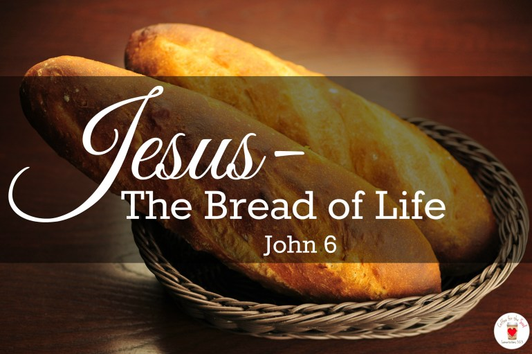 Image result for bread of life pictures