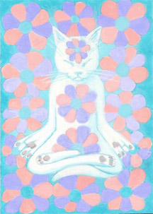 YOGACAT ICON WEBSITE