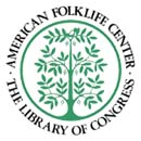 American Folklife Centre at the Library of Congress logo