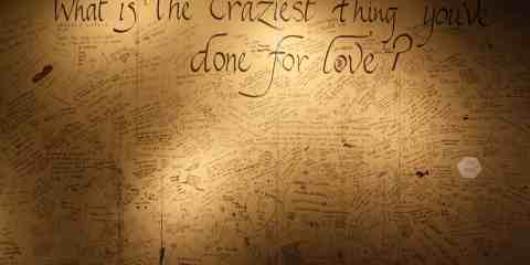 craziest-things-youve-done-love