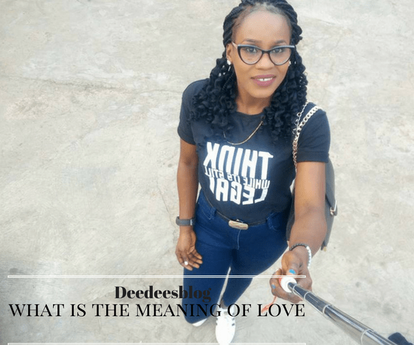 What is the meaning of love