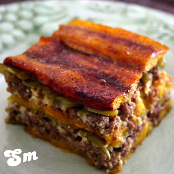 Plantain Lasagna - Food recipes