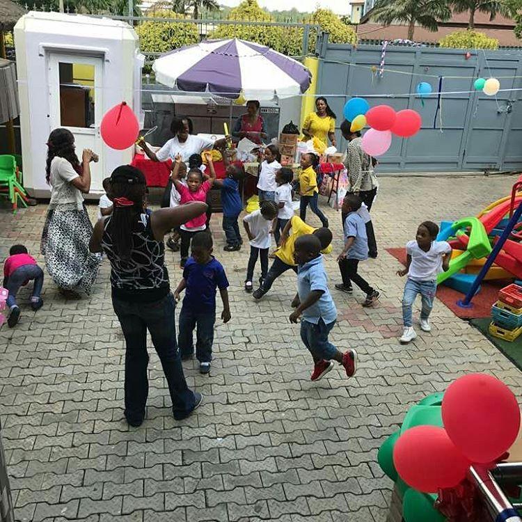 Happy children's images
