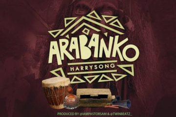 harrysong arabanko song lyrics