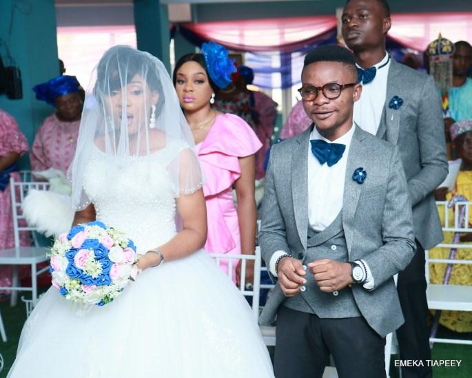 amazing naija wedding story