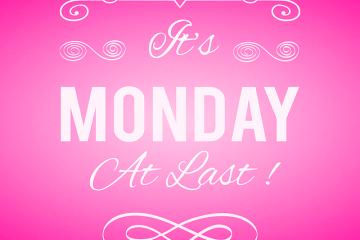 Happy Monday SMS