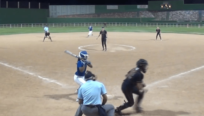 Girls Are Dumb – Dick Softball Move