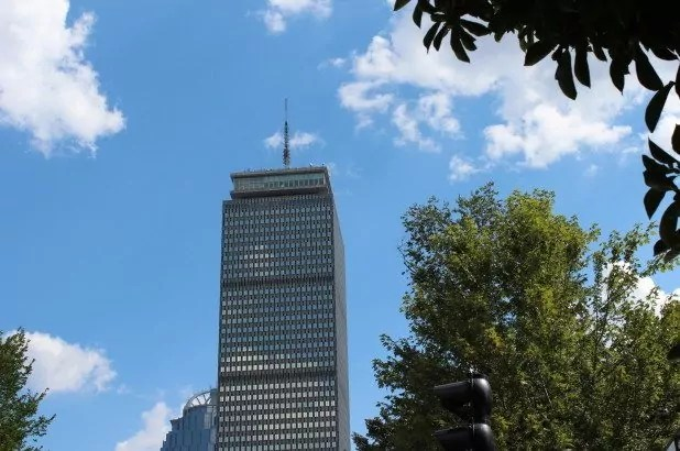 The Prudential Building, Boston, Mass
