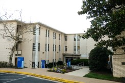 Berg-Hall at Marymount University in Arlington, VA