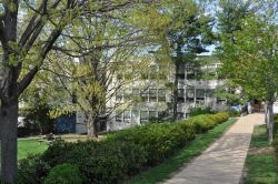 Gailhac Hall at Marymount University in Arlington, VA