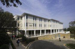 Rowley-Hall at Marymount University in Arlington, VA
