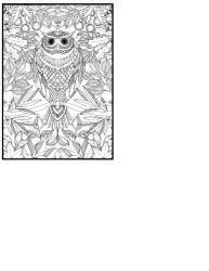 thumbnail of Secret Garden Owl