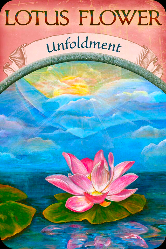 The lotus tarot app is the best free and accurate lotus tarot read online on the play store and ios. Lotus Flower Archangel Oracle