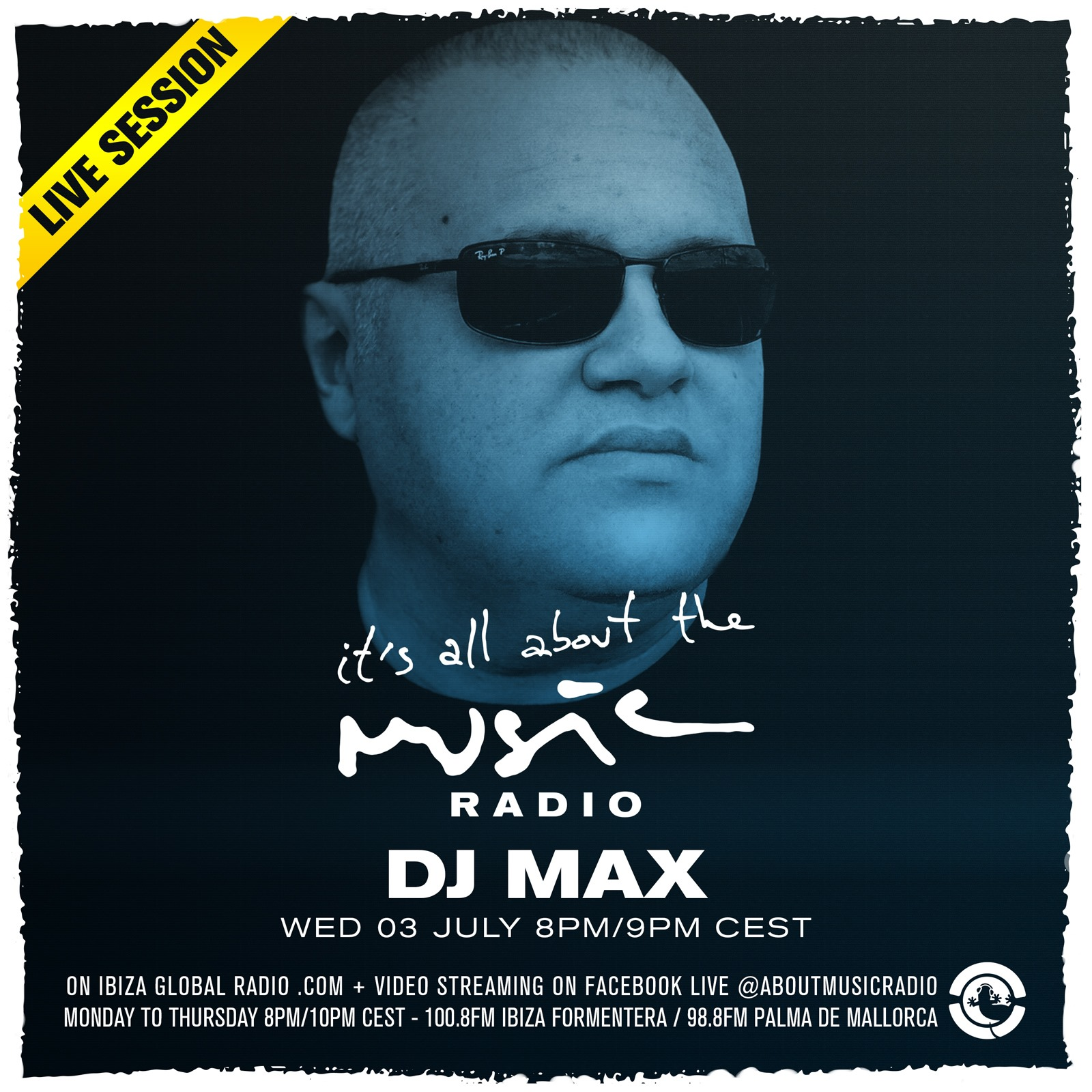 DJ MAX — An award-winning international DJ / Producer