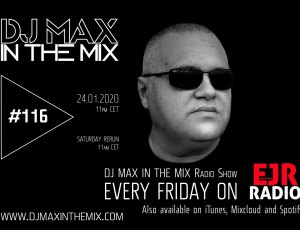 DJ MAX In The Mix No. 116