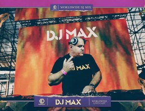 Carrillo Music pres. The Weekly Gathering with DJ MAX