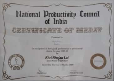 NATIONAL-PRODUCTIVITY-COUNCIL-OF-INDIA-MARCH 1989