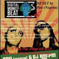 DJ SET by Pau (Negrita) Dj AmPm(email-agenzia.rudypizzuti@libero.it - MadeinBologna)
