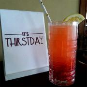 vThirstday with Deej | The Huckleberry Slem