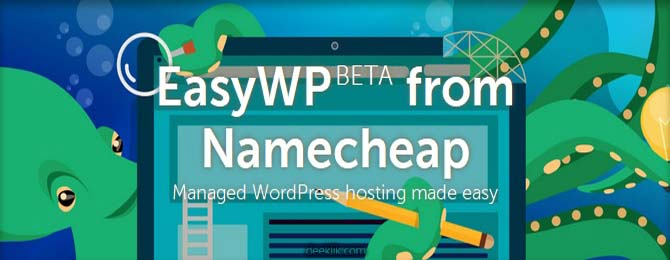 Managed WordPress Hosting Murah Namecheap