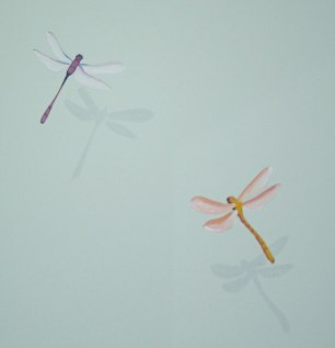 Dragonflies and Ribbons