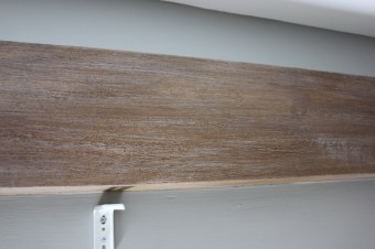 "textured aged ""wood"" beam"