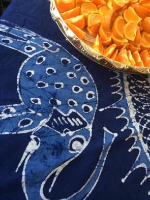 african textile-elephant-indigo-deemallon