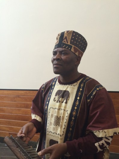 musician Solomon Murungu