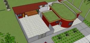 Kamaté: Une Ecole-Musée Vaudou en construction