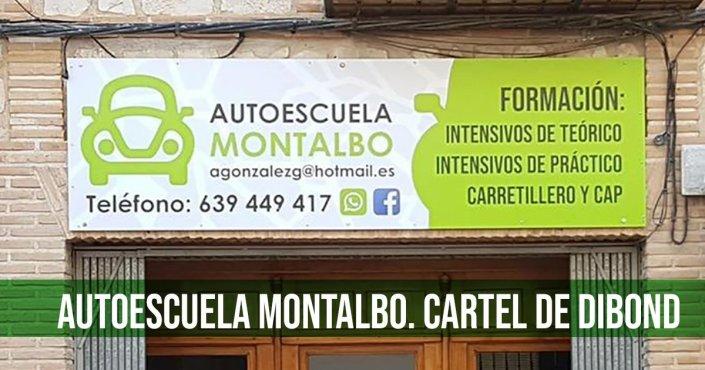 AUTOESCUELA MONTALBO - IMAGEN DE CATEGORÍA