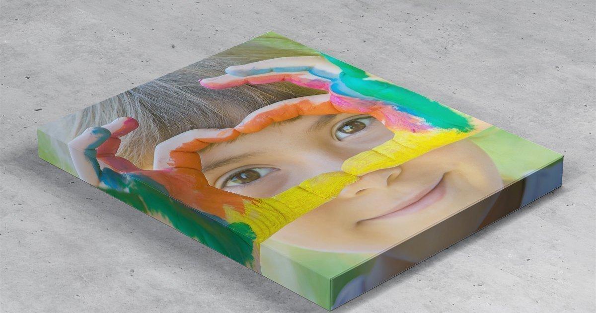 Cuadros de lienzo personalizados