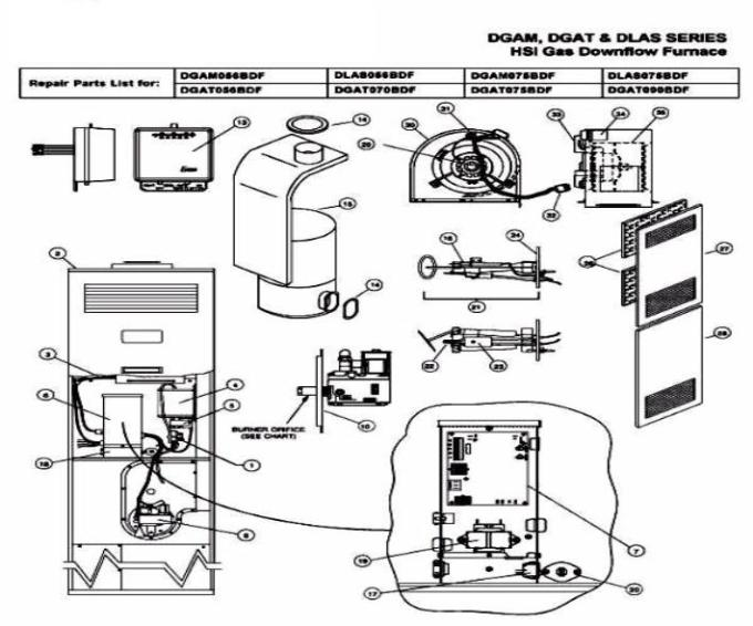 Coleman Mobile Home Air Conditioner Parts