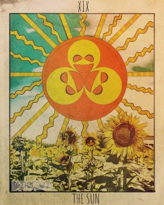 Tarot Card – The Sun
