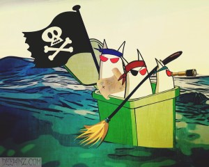 Trash Pirates