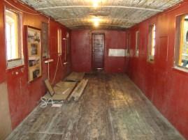 The Railroad Museum - an ambulance train
