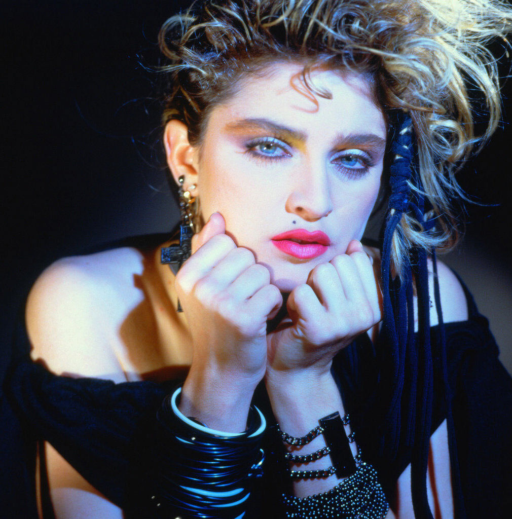 Madonna And 80s Music  My Music A To Z  Deena's Days
