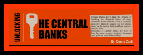 Unlocking the Central Bank – Digital Disruption