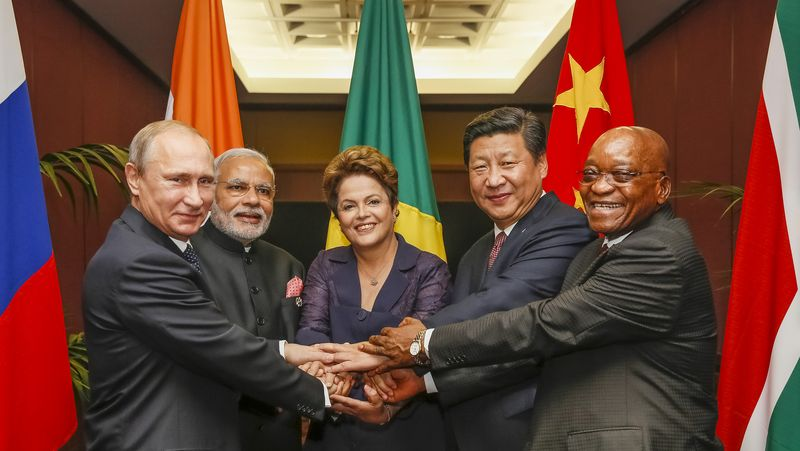 BRICS : United We Stand Divided We Fall