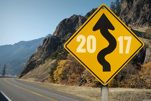3 Key Global Issues That Could Complicate Investors' Lives in 2017