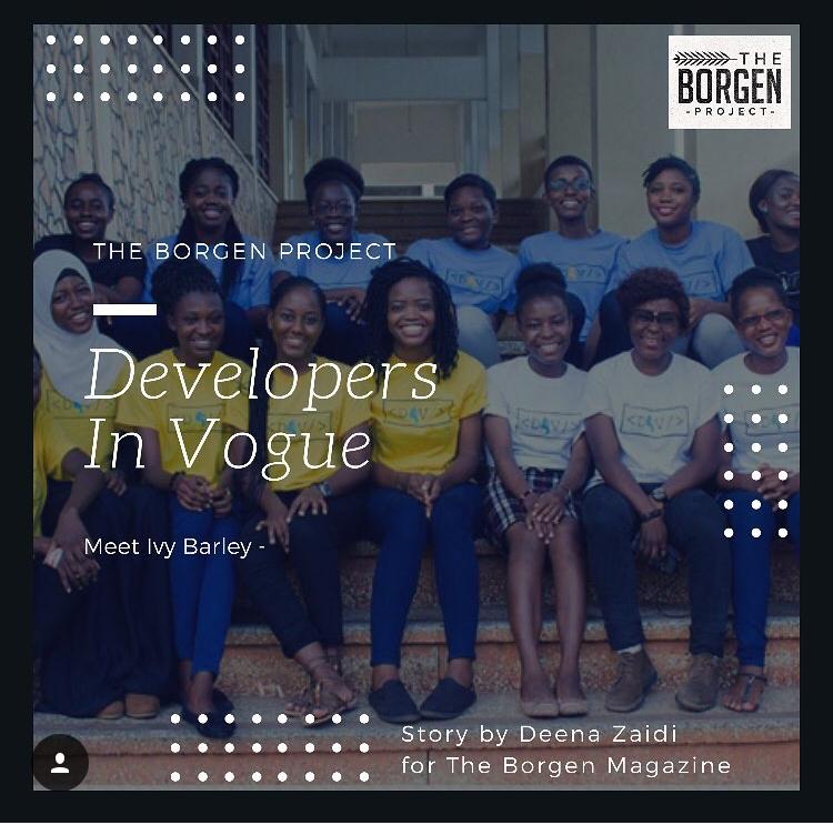 Spotlight on African Women in Tech: Ivy Barley