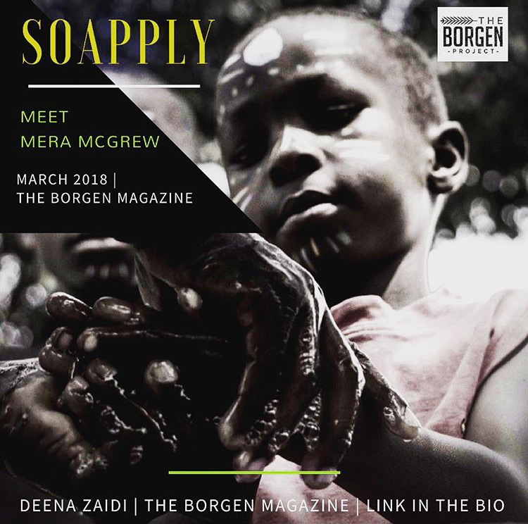 Soapply Initiative Funds Sanitation and Hygiene Solutions in Africa