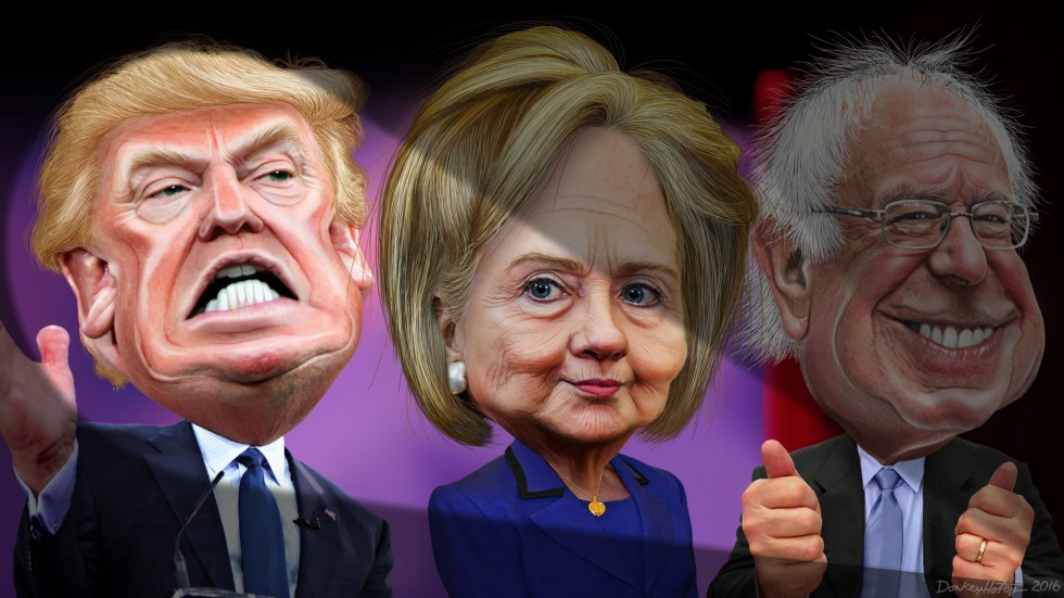3 Signs Clinton, Sanders, Democrats Will Unite to Take On Donald Trump