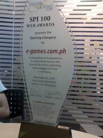 digital filipino award