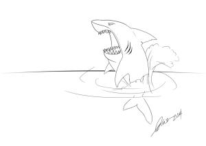 Chubby Mad Shark