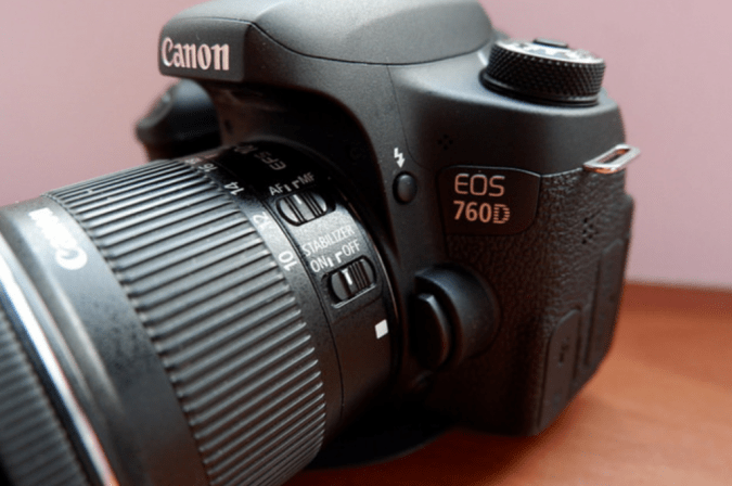 Canon EOS 760D: DSLR for Beginners