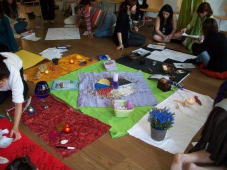 DeeOltreLeNebbie 1st workshop - Turino